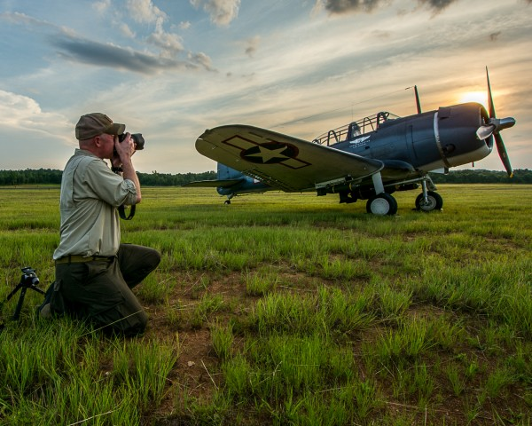 A rare opportunity to learn how to capture beautiful photographs with exotic warbirds. Join 3G Aviation and the CAF Dixie Wing on March 28th-30th for your chance to excel. (photo via 3G Aviation)