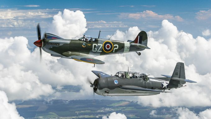 Warbirds Over the Beach - Flash Ticket Sale for Military