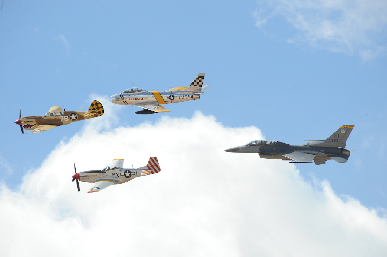 Heritage Flight Training Conference