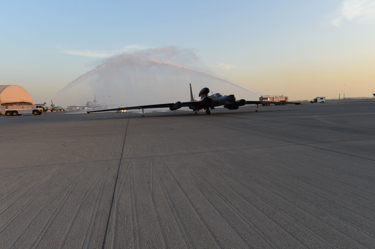 After 40 years of service legacy mission system for high-altitude U-2 is replaced