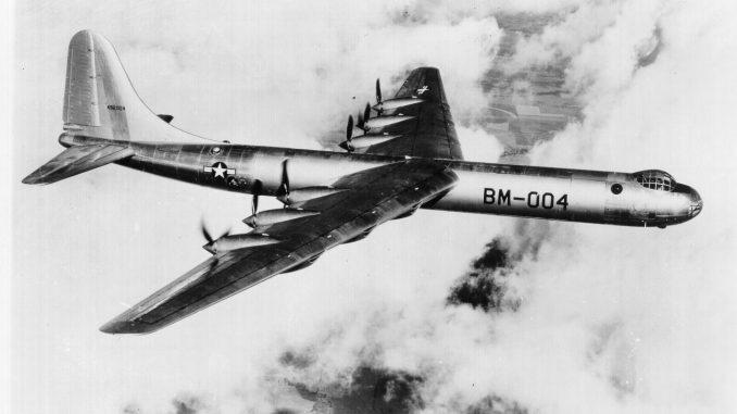 B36 Bus Time >> Tinker Celebrates 75 Years Convair B 36 Peacemaker Aircraft Profile