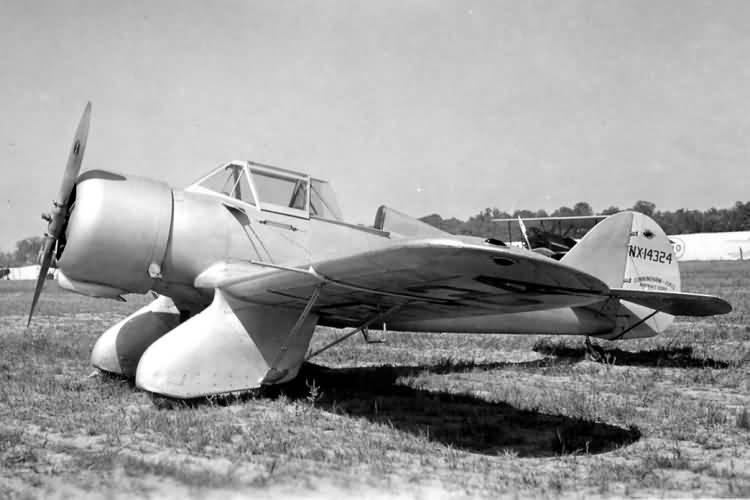 1936 Cunningham Hall GA-36