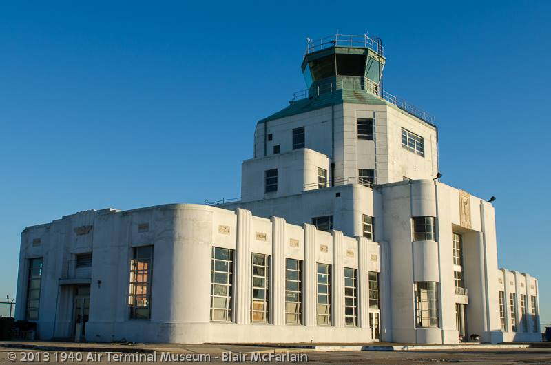 © 2013 1940 Air Terminal Museum - Blair McFarlain