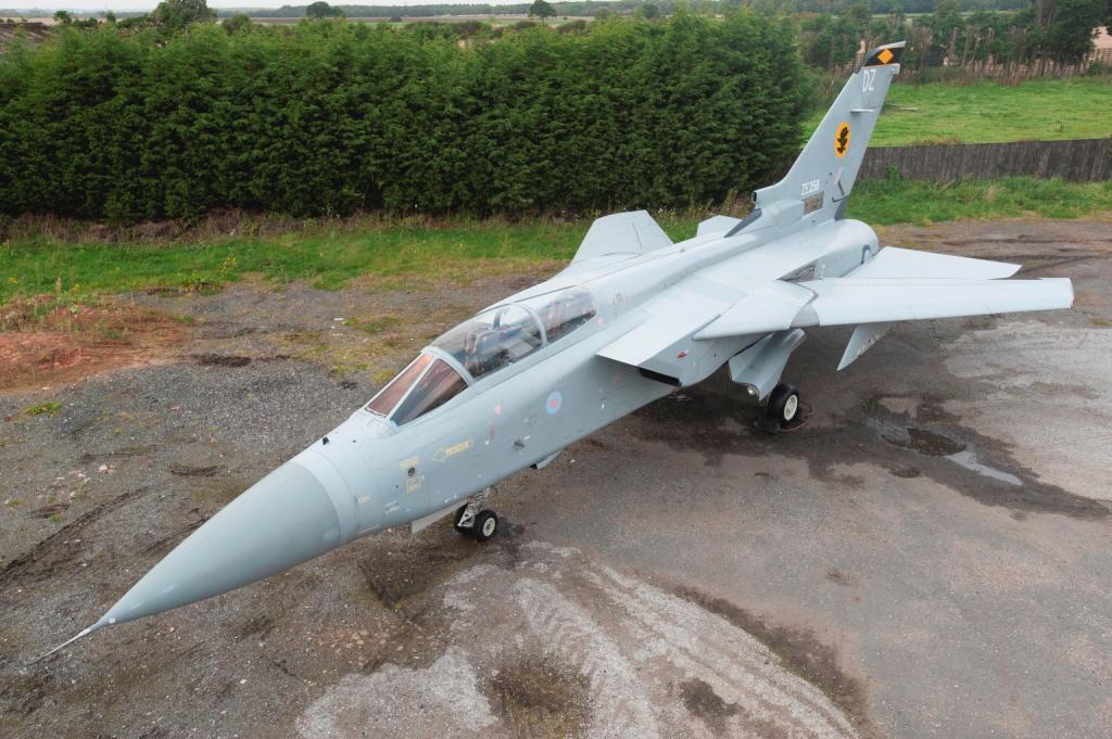 1988 Tornado ADV F.3