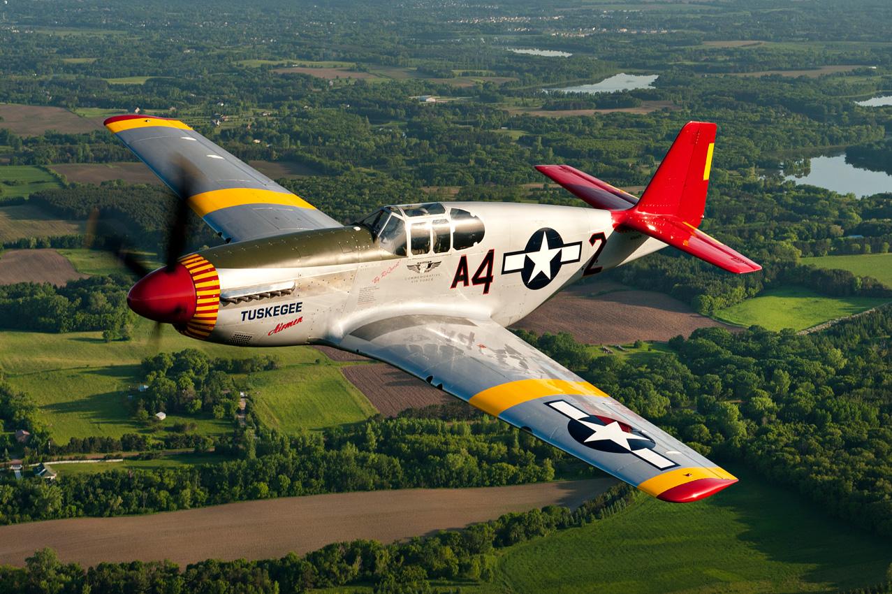 Tuskegee Airmen ( Image by Max Haynes)