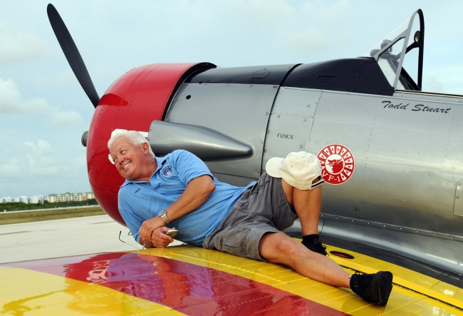 Fred Cabanas started flying at the age of 16 and had over 25,000 hours of total flight time.