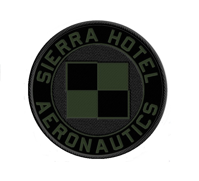 Sierra Hotel Vintage Aviation Clothing Collection
