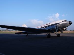 The globe-trotting Airscapade DC-3