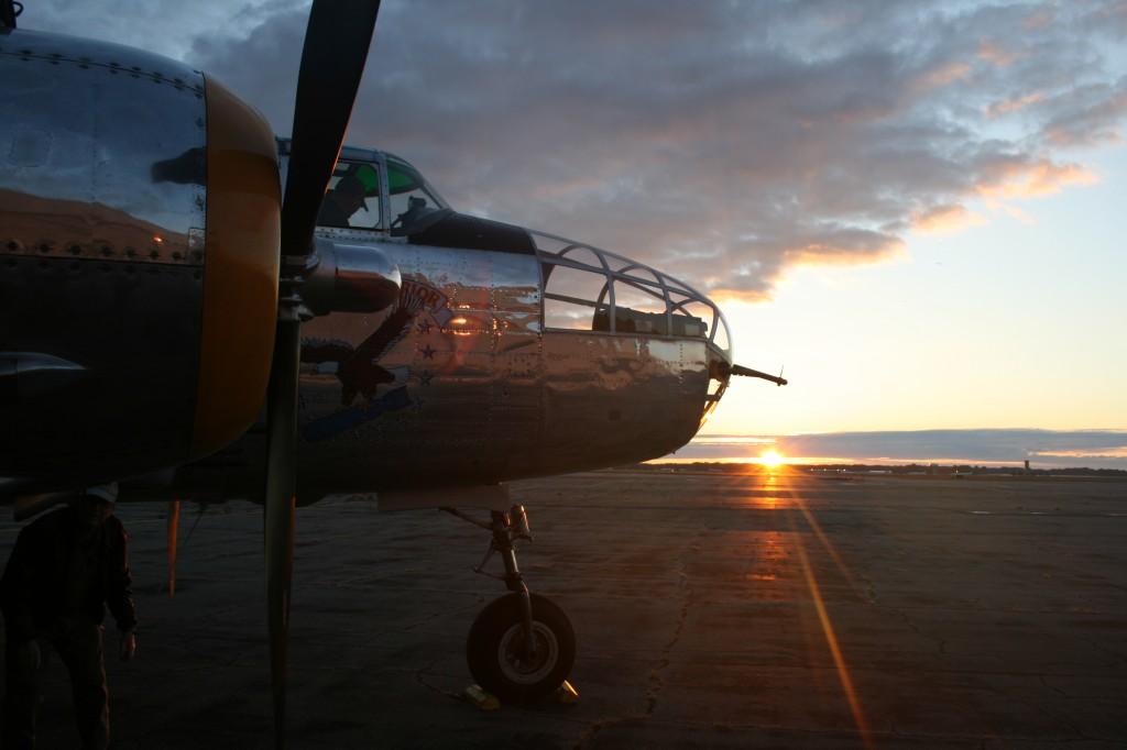 """B-25 """"Yankee  Warrior,"""""""