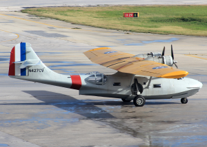 Canadian Vickers PBV-1A Canso A (28). Image credit: Roger Cannegieter - Curacao Aviation Photography