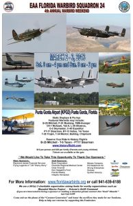 Warbird_Weekend 2013 Poster