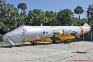 Canberra awaits reassembly in Florida