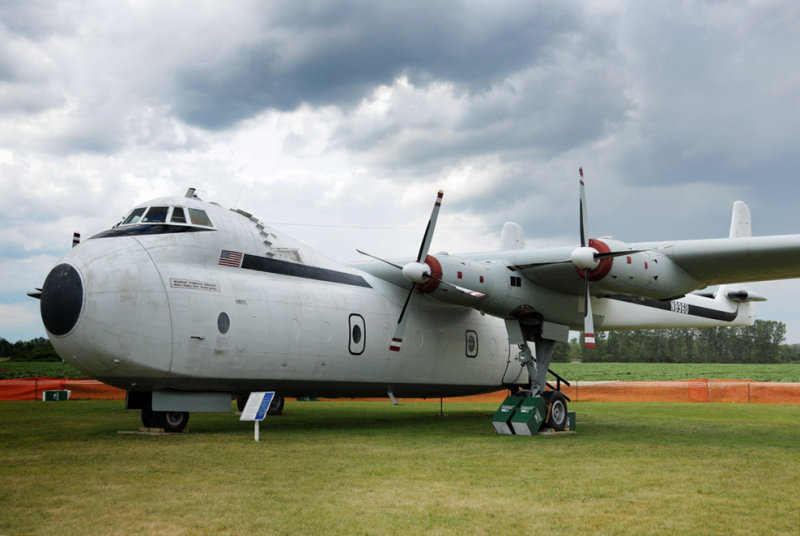 Yankee Air Museum's Armstrong Witworth Argosy, soon to be scrapped.