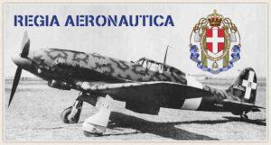 "The Macchi C.202 Folgore (Italian ""thunderbolt"")"