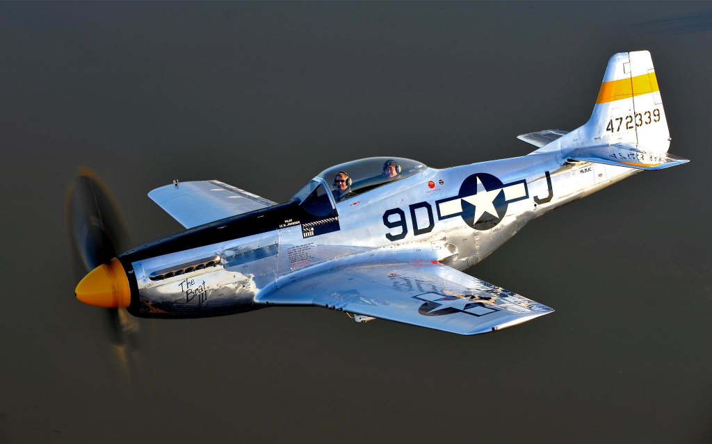Image courtesy of the Cavanaugh Flight Museum