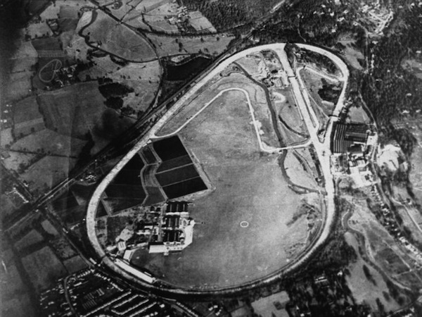 Brooklands in the early days