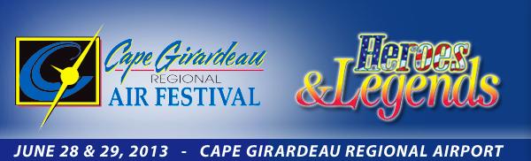 2013 Cape Girardeau Regional Air Festival