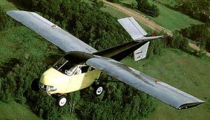 1953 Taylor Aerocar. (Image Credit: Golden Wings Flying Museum)