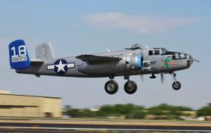 Take a flight on a B-25 Mitchell (Image Credit: CAF Arizona Wing)