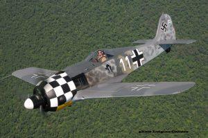 Focke Wulf FW-190 (Image Credit: Luigino Caliaro / Aerophoto)