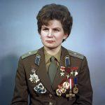 Valentina Tereshkova (Image Credit: RIA Novosti Archive)