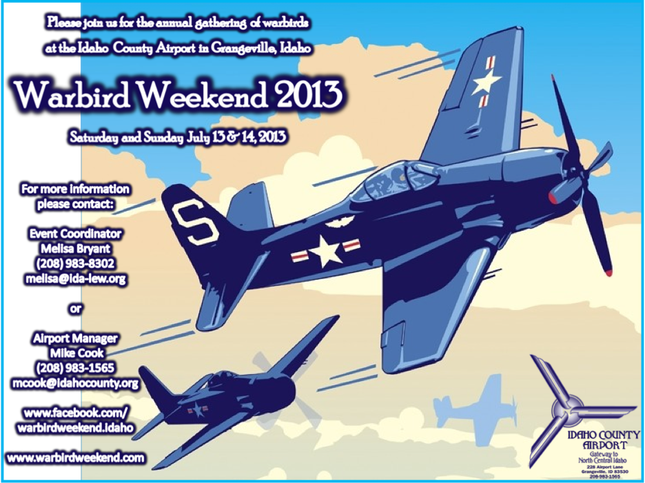 Warbird Weekend 2013