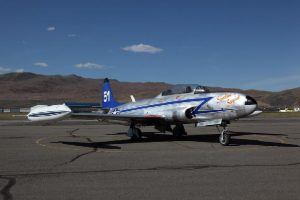 Lockheed T-33 Shooting Star (Image Credit: Cactus Air Force)