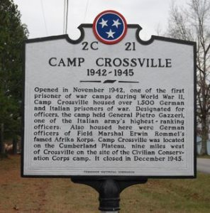 Camp Crossvile TN