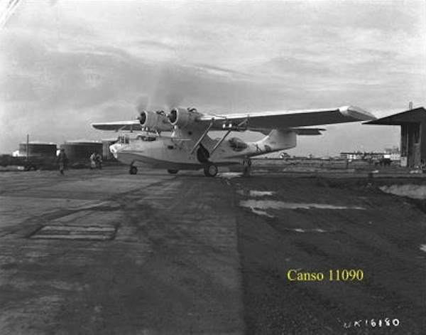 RCAF11094 early in her career.