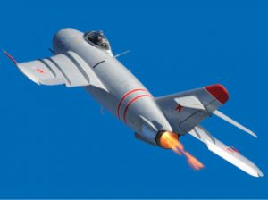Fighter Jets Inc's Mikoyan-Gurevich MiG-17 (Image Credit: Fighter Jets Inc)