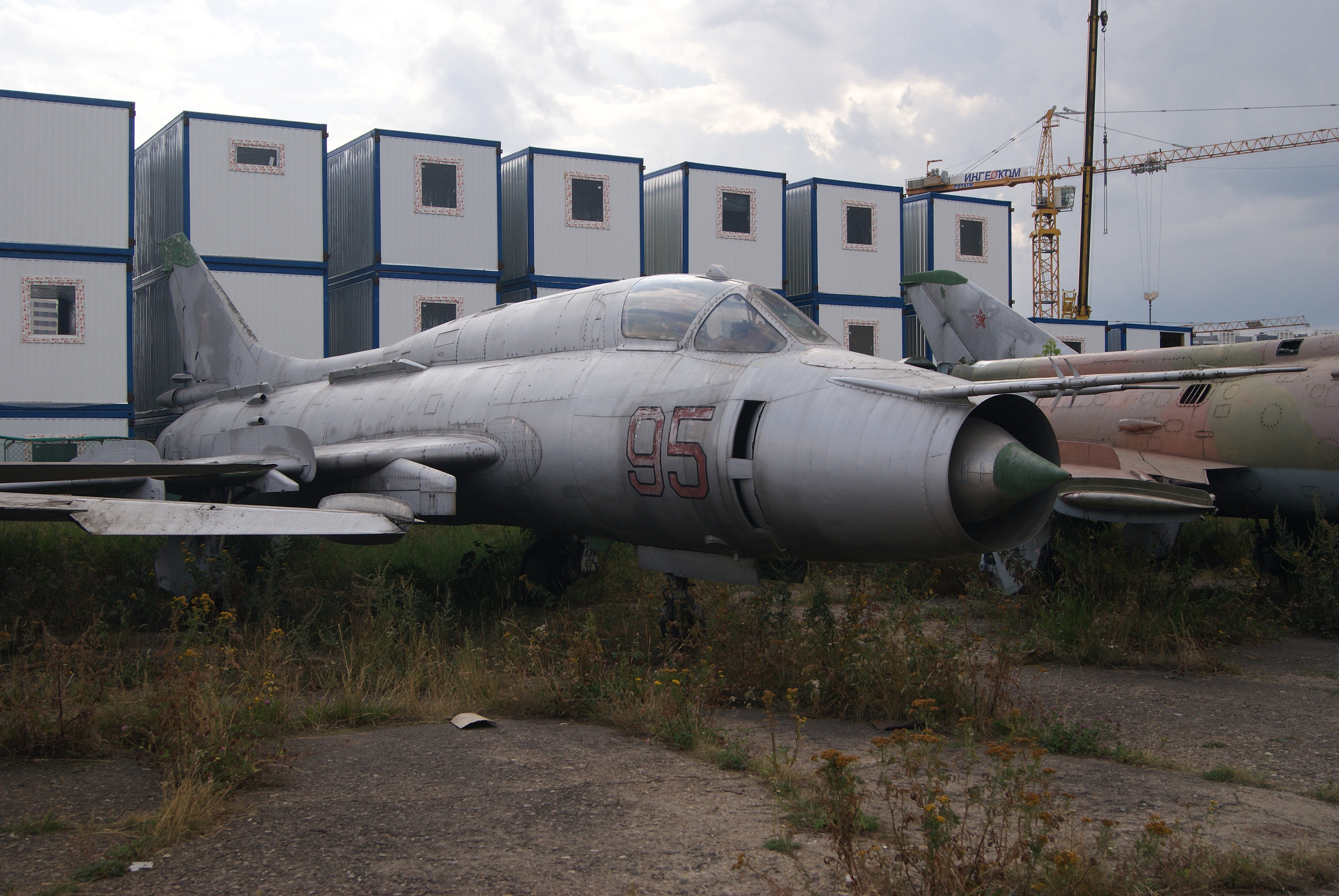 Sukhoi Su-17 (Image Credit: Sergey Rodovnichenko, CC 3.0)