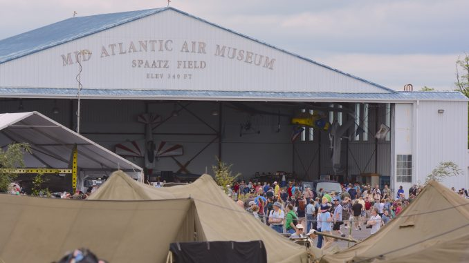 air show report mid atlantic air museum world war ii weekend 2013