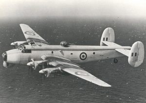 RAF Shackleton on Maritime Patrol (Image Credit: BAE Systems)