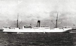 SS Nicoya