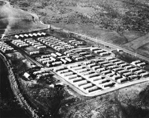 US Navy Field Hospital in Algeria