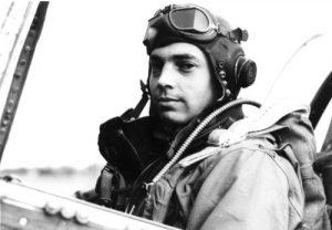 WWII Aviator, Bill Overstreet