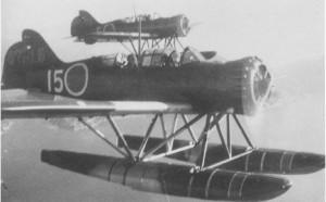 Yokosuka E14Y reconnaissance planes