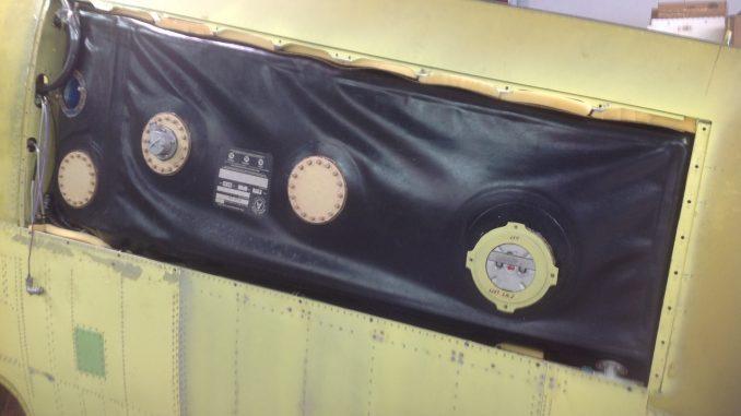 CAF Dixie Wing's P-63 Kingcobra Restoration Update