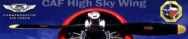 CAF High Sky Banner