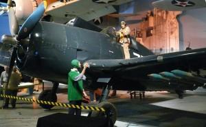 Grumman F6F Hellcat (Image Credit: Ad Meskins/ CC 3.0)
