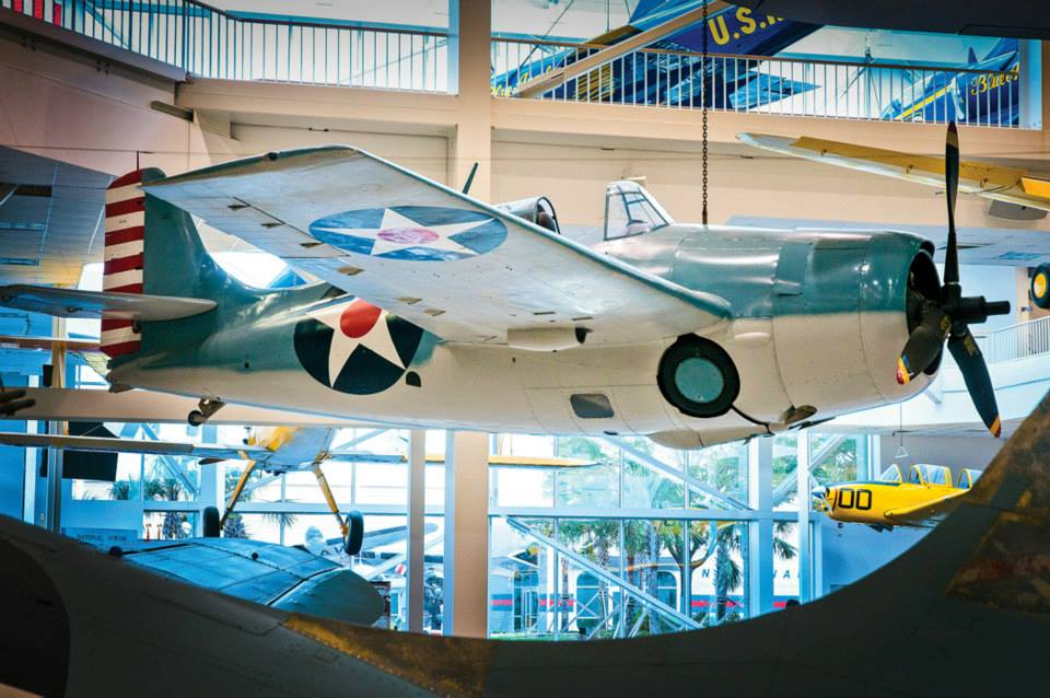 Grumman F4F-3A Wildcat The F4F-3A was a variant of the F4F-3. It was lighter than the F4F-3, but lacked some of the performance of the -3 model, having reduced supercharging and intercooling in the Pratt and Whitney R 1830-90 engine chosen for it. This Grumman F4F-3A Wildcat (BuNo 3969) is the last of 65 F4F-3As delivered to the Navy and Marine Corps. Though preceded in service by the troubled Brewster F2A, the F4F-3 was the first modern fighter aircraft in widespread use. The Wildcat was deployed in both Navy and Marine squadrons in the opening Pacific battles that would eventually turn the tide against Japan in World War II. (Image Credit: National Naval Aviation Museum)