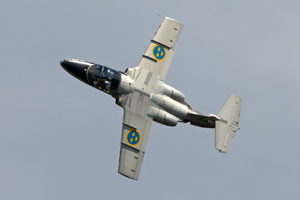 Saab Sk 60 (105) (Image Credit: SwAFHF)