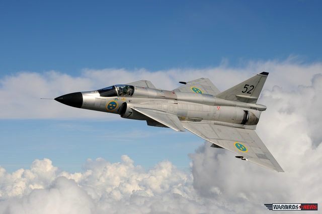 Swedish Air Force Historic Flight Preserves Military Aviation Heritage
