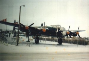 Although displaying incorrect postwar markings together with a wartime colour scheme, FM159 was now relatively weathertight, safely mounted and fenced in this picture taken in the late 70s.