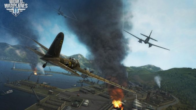 world of warplanes beta