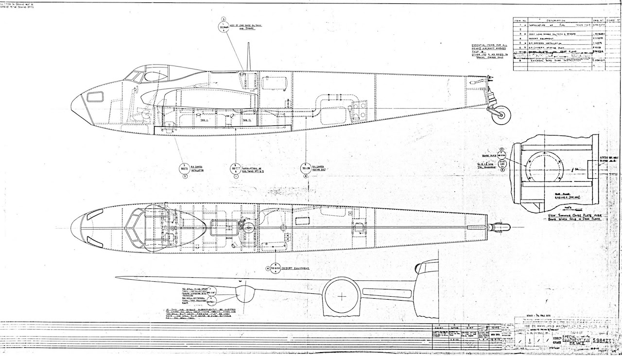 22,300 Technical drawings_ Mosquito