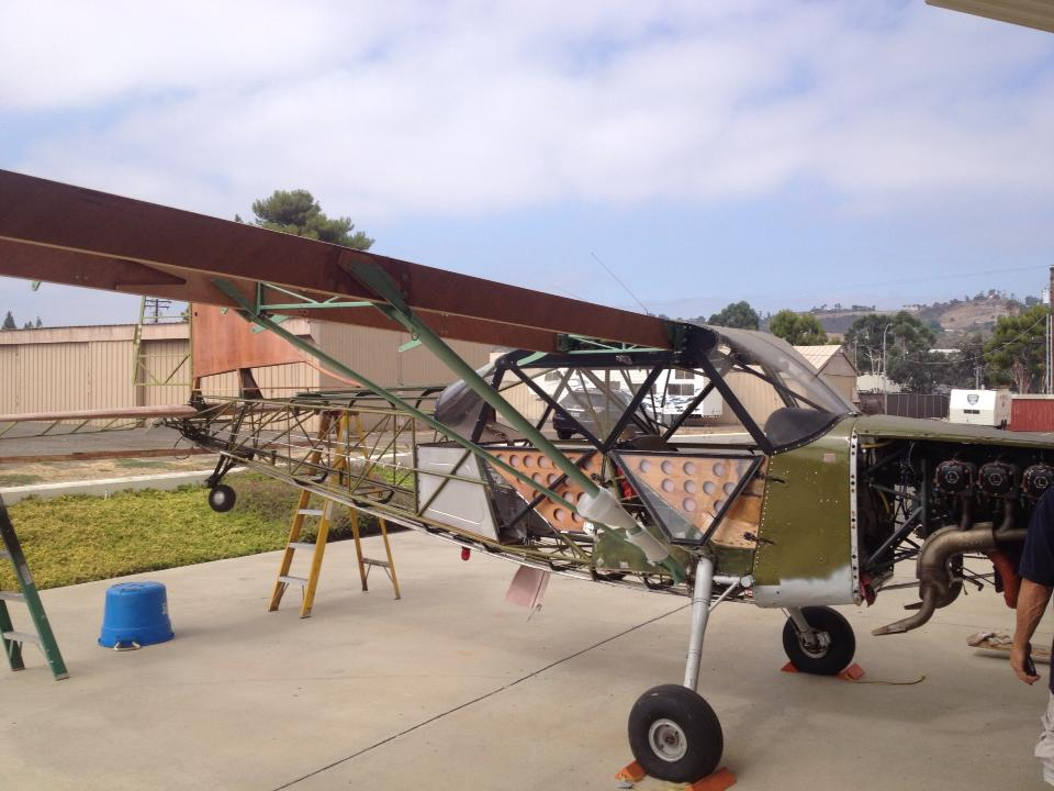 Wing assembly, 2013