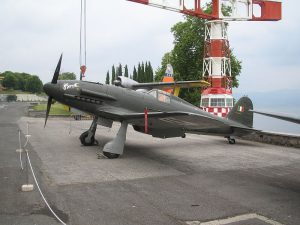 Fiat G.55 Centauro exhibited at the Italian Air Force museum near Rome. (Image credit Lorenzo Tommasi)