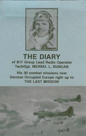 Airman Merrel L. Duncan Diary