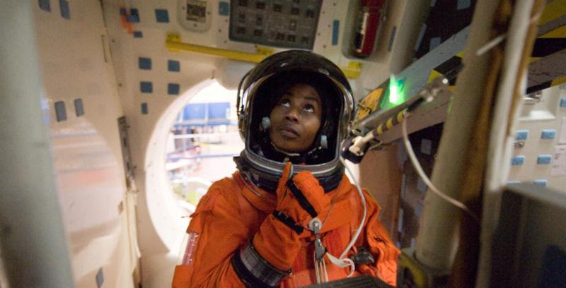 Astronaut Stephanie Wilson.(Photo by NASA)